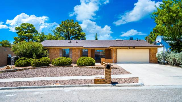 825 Espolon Drive, El Paso, TX 79912 (MLS #830297) :: Mario Ayala Real Estate Group