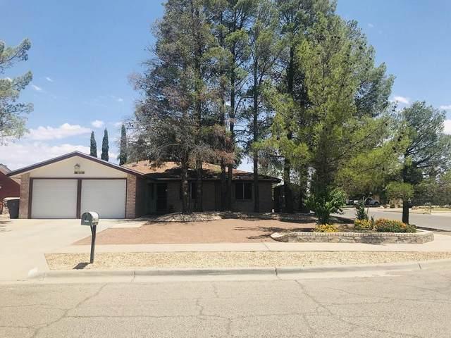 11189 Paducah Avenue, El Paso, TX 79936 (MLS #830301) :: Mario Ayala Real Estate Group