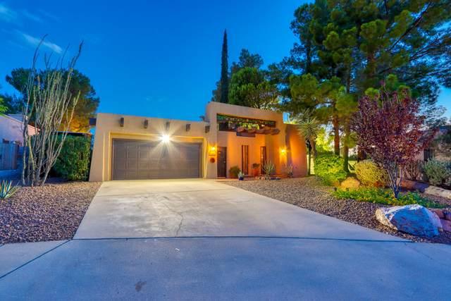 7324 Wind Song Drive, El Paso, TX 79912 (MLS #830302) :: Mario Ayala Real Estate Group