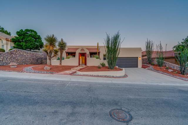 1008 Calle Parque Drive, El Paso, TX 79912 (MLS #830304) :: Mario Ayala Real Estate Group