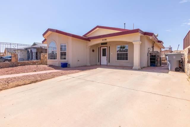 6228 Rhine Bridge Drive, El Paso, TX 79934 (MLS #830308) :: Mario Ayala Real Estate Group