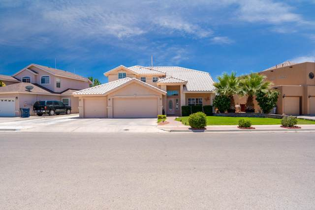 12436 Paseo Alegre Drive, El Paso, TX 79928 (MLS #830309) :: Mario Ayala Real Estate Group