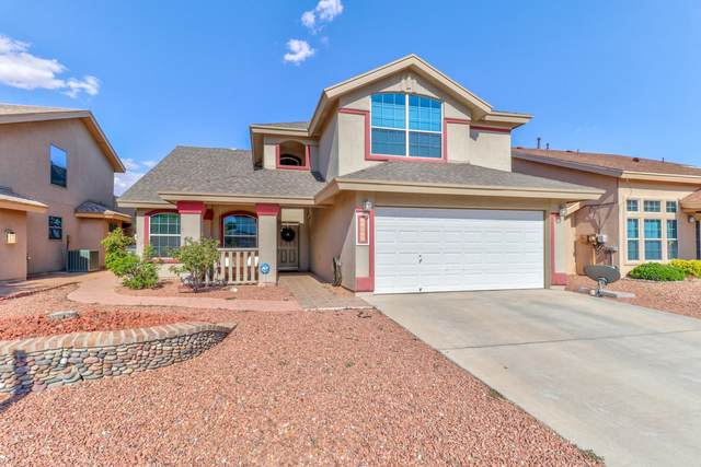 11236 Northview Drive, El Paso, TX 79934 (MLS #830318) :: The Matt Rice Group