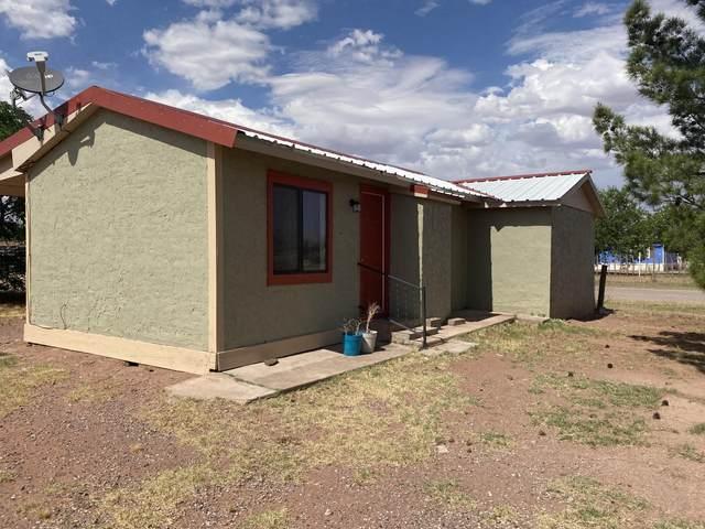 407 E 2nd Street, Van Horn, TX 79855 (MLS #830340) :: The Matt Rice Group