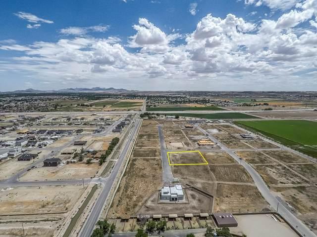 6321 Camino Pinon Place, El Paso, TX 79932 (MLS #830342) :: Preferred Closing Specialists