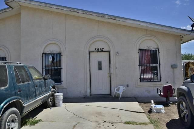 8527 Victor Lane, El Paso, TX 79907 (MLS #830389) :: Mario Ayala Real Estate Group