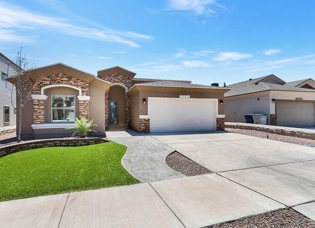 908 Airship Street, El Paso, TX 79928 (MLS #830409) :: Preferred Closing Specialists