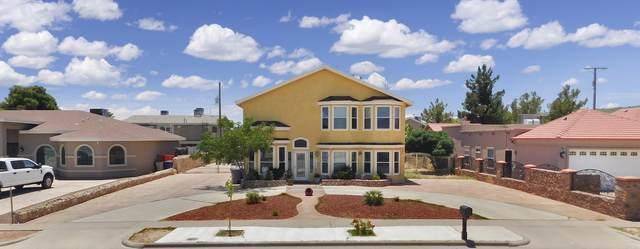 11308 Ardelle Avenue, El Paso, TX 79936 (MLS #830433) :: Jackie Stevens Real Estate Group brokered by eXp Realty