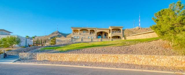 1636 Dede Lane, El Paso, TX 79902 (MLS #830475) :: The Purple House Real Estate Group