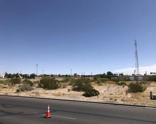 12241 Rojas Drive, El Paso, TX 79936 (MLS #830486) :: Preferred Closing Specialists