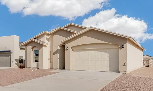 11593 Flor Maguey Road, El Paso, TX 79927 (MLS #830517) :: Preferred Closing Specialists