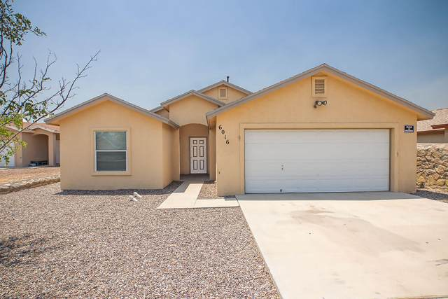 6016 Honeybee Court, El Paso, TX 79924 (MLS #830521) :: Mario Ayala Real Estate Group