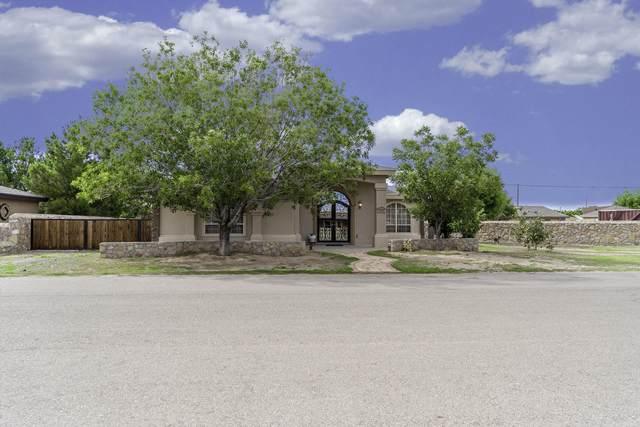 411 Burkett Drive, Clint, TX 79836 (MLS #830538) :: Preferred Closing Specialists