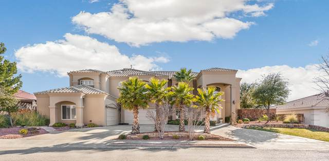 6364 La Posta Drive, El Paso, TX 79912 (MLS #830567) :: Jackie Stevens Real Estate Group brokered by eXp Realty