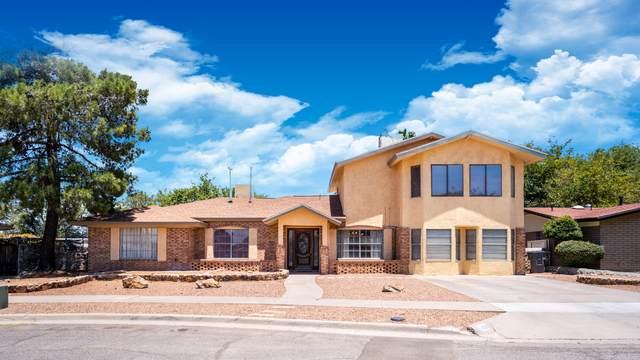 6969 Granero Dr., El Paso, TX 79912 (MLS #830583) :: Preferred Closing Specialists