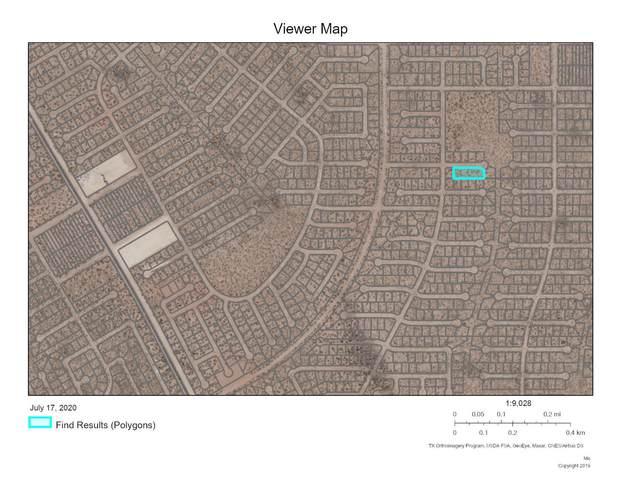 00 Frian, Horizon City, TX 79928 (MLS #830584) :: Mario Ayala Real Estate Group