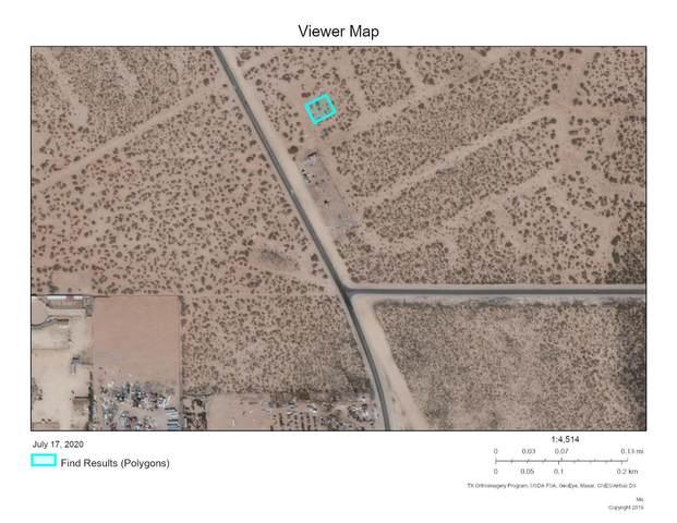 00 Vandalia, Horizon City, TX 79928 (MLS #830588) :: Mario Ayala Real Estate Group