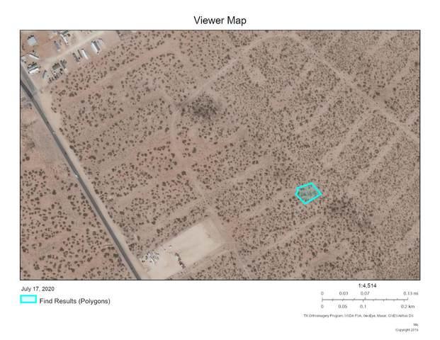 00 Vivana, Horizon City, TX 79928 (MLS #830591) :: Mario Ayala Real Estate Group