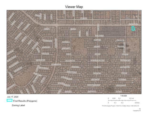 0 Kentwood, Horizon City, TX 79928 (MLS #830638) :: Jackie Stevens Real Estate Group brokered by eXp Realty