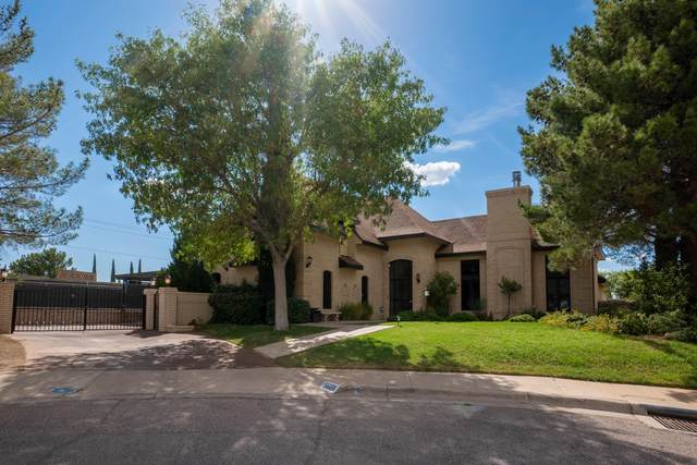 5681 Cortina Drive, El Paso, TX 79912 (MLS #830639) :: Jackie Stevens Real Estate Group brokered by eXp Realty
