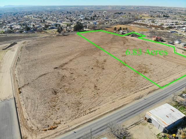 13060 Socorro Road, San Elizario, TX 79849 (MLS #830670) :: The Purple House Real Estate Group
