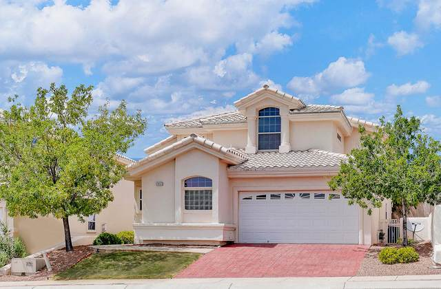 1653 Via Appia Street, El Paso, TX 79912 (MLS #830674) :: The Matt Rice Group