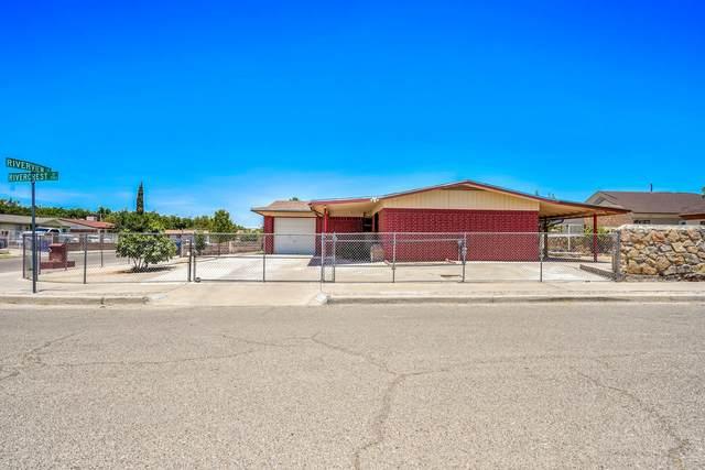 514 Riverview Circle, El Paso, TX 79915 (MLS #830684) :: Preferred Closing Specialists