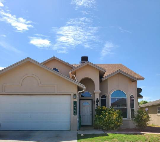 14296 Desert Sunset Drive, Horizon City, TX 79928 (MLS #830776) :: Jackie Stevens Real Estate Group brokered by eXp Realty