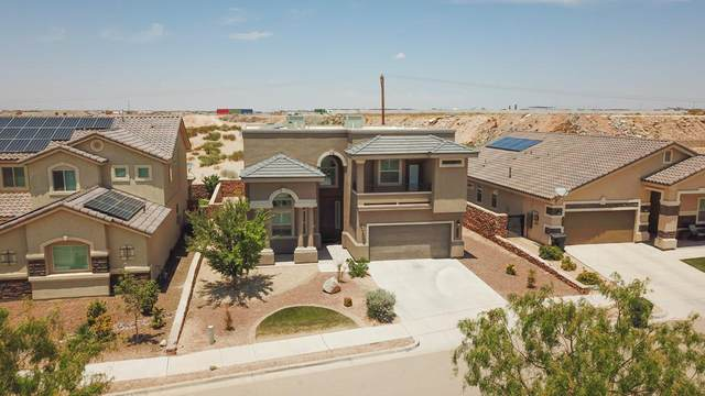 12417 Stansbury Drive, El Paso, TX 79928 (MLS #830788) :: Jackie Stevens Real Estate Group brokered by eXp Realty