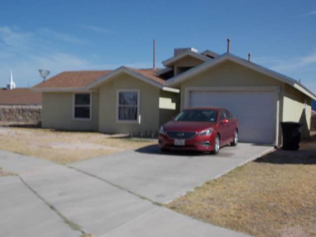 15311 Woodhill Court, Horizon City, TX 79928 (MLS #830820) :: Mario Ayala Real Estate Group