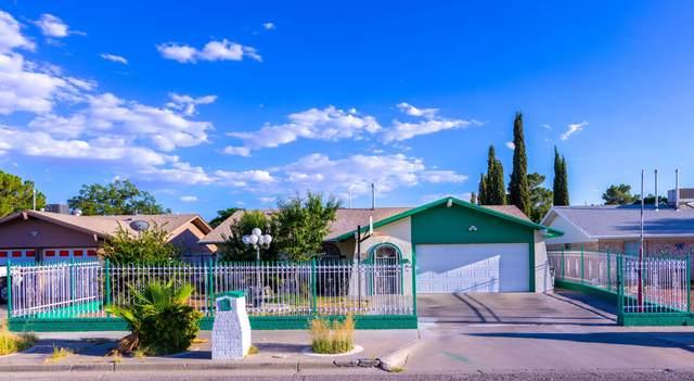 10908 Cardigan Drive, El Paso, TX 79936 (MLS #830857) :: Preferred Closing Specialists