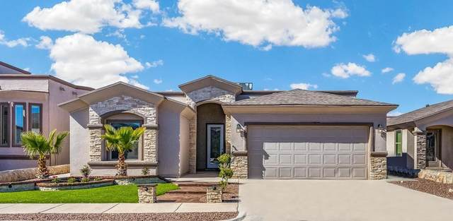 233 Emerald Sun Drive, El Paso, TX 79928 (MLS #830882) :: Jackie Stevens Real Estate Group brokered by eXp Realty