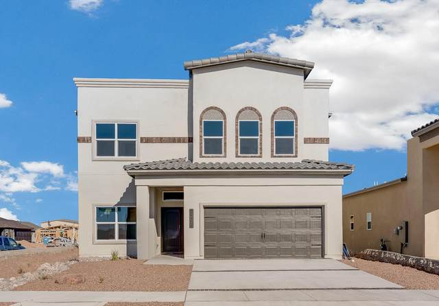 3993 Desert Bluff, El Paso, TX 79938 (MLS #830902) :: Preferred Closing Specialists