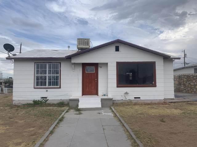 4224 Broaddus Avenue A & B, El Paso, TX 79904 (MLS #830921) :: Mario Ayala Real Estate Group