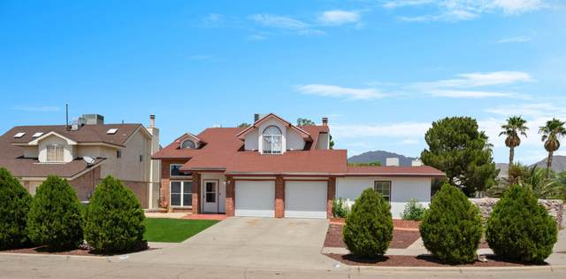 383 Flemish Circle, El Paso, TX 79912 (MLS #830924) :: Mario Ayala Real Estate Group