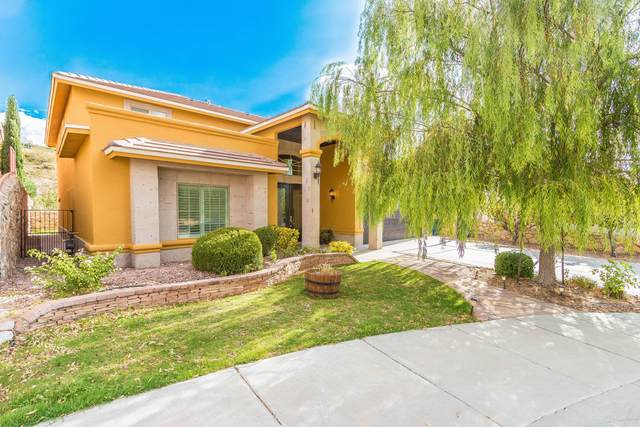 5808 Sundale Road, El Paso, TX 79912 (MLS #830986) :: Mario Ayala Real Estate Group