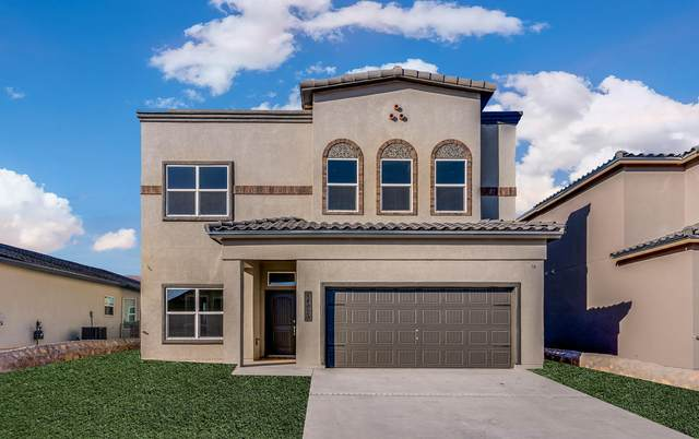 956 Pecos River Place, El Paso, TX 79932 (MLS #831025) :: The Purple House Real Estate Group