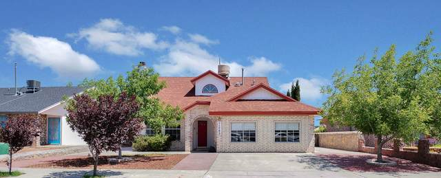 11745 Stone Castle Drive, El Paso, TX 79936 (MLS #831040) :: Jackie Stevens Real Estate Group brokered by eXp Realty