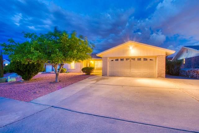 7005 Casa Loma Circle, El Paso, TX 79912 (MLS #831065) :: The Matt Rice Group