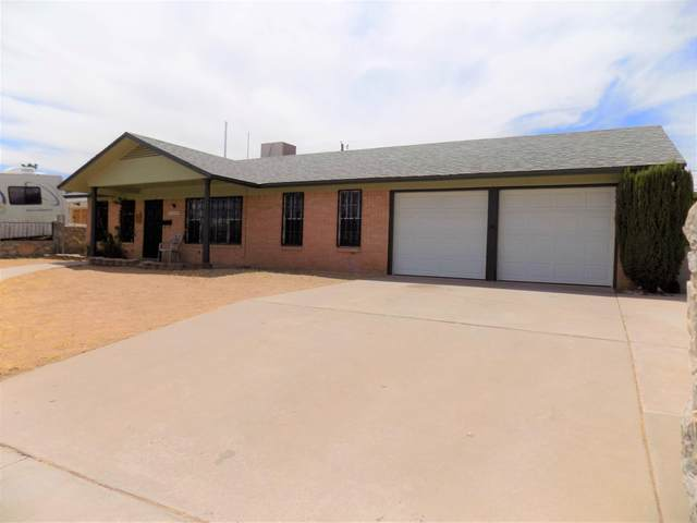 10209 Lakeview Drive, El Paso, TX 79924 (MLS #831110) :: Preferred Closing Specialists