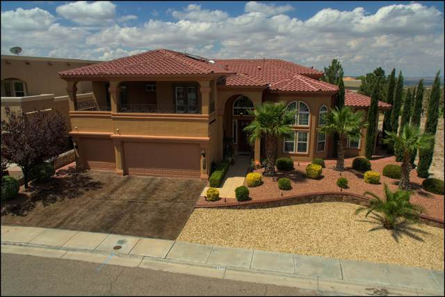 6413 Calle Lomas Drive, El Paso, TX 79912 (MLS #831126) :: The Matt Rice Group