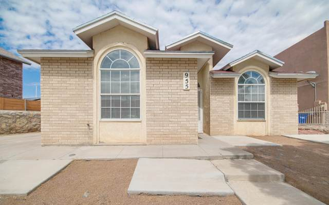 955 Madtone Drive, El Paso, TX 79907 (MLS #831182) :: The Matt Rice Group