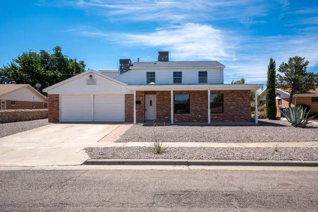 9908 Saigon Drive, El Paso, TX 79925 (MLS #831186) :: Mario Ayala Real Estate Group