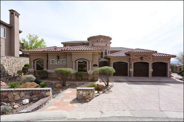 909 Via Penasco Lane, El Paso, TX 79912 (MLS #831196) :: The Matt Rice Group