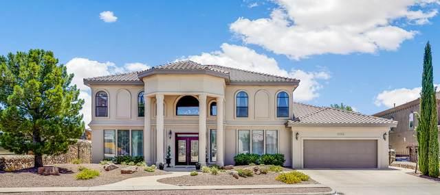 6556 Laramie Ridge Lane, El Paso, TX 79912 (MLS #831215) :: Jackie Stevens Real Estate Group brokered by eXp Realty
