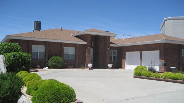 5645 Buckley Dr., El Paso, TX 79912 (MLS #831220) :: Mario Ayala Real Estate Group