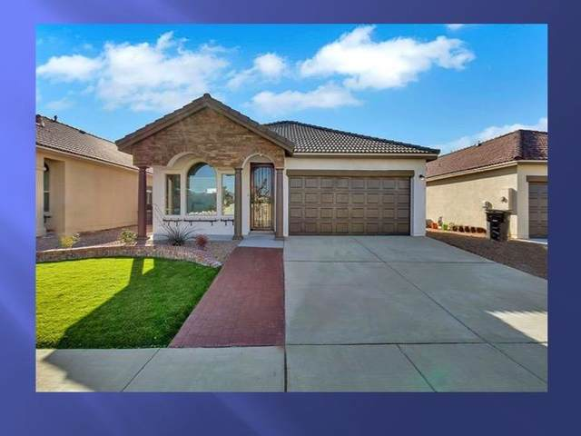 890 Cottage, Horizon City, TX 79928 (MLS #831320) :: Preferred Closing Specialists