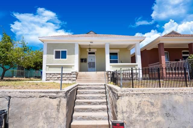 1925 Arizona Ave., El Paso, TX 79902 (MLS #831367) :: Jackie Stevens Real Estate Group brokered by eXp Realty
