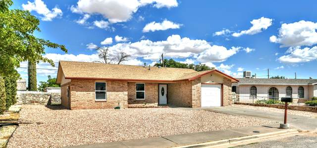 10440 Nolan Drive, El Paso, TX 79924 (MLS #831423) :: Mario Ayala Real Estate Group