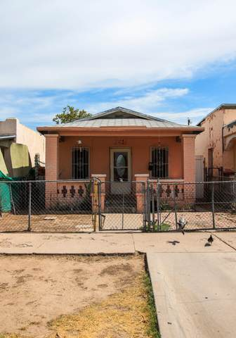3316 Pera Avenue, El Paso, TX 79905 (MLS #831434) :: Preferred Closing Specialists